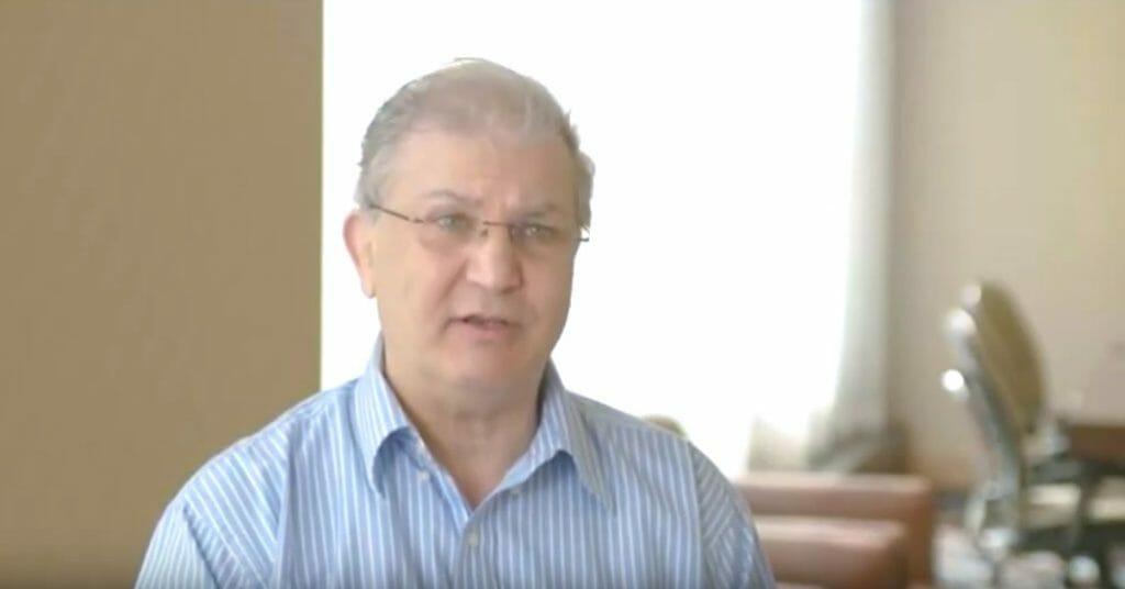 Dr. Fred Alger